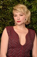 Haley Bennett At Charles Finch And Chanel Pre-Oscar Awards Dinner in Beverly Hills