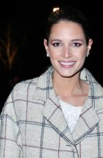 Helena Bordon Attending the Isabel Marant show as part of the Paris Fashion Week Womenswear Fall/Winter 2018/2019 in Paris