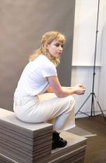 Imogen Poots At Deadline Studio & Portrait at SXSW Presented by MoviePass, Day 4, Austin