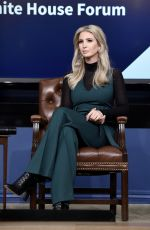 Ivanka Trump Attends Generation Next: A White House Forum in the South Court Auditorium - Washington