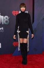 Jackie Cruz At iHeartRadio Music Awards, Los Angeles
