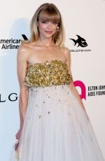Jaime King At Elton John AIDS Foundation Academy Awards Viewing Party, Los Angeles