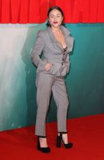 Jaime Winstone At Tomb Raider European Premiere at the Vue West End, Leicester Square, London