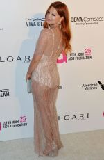 Jennifer Akerman At Elton John AIDS Foundation Academy Awards Viewing Party, Los Angeles