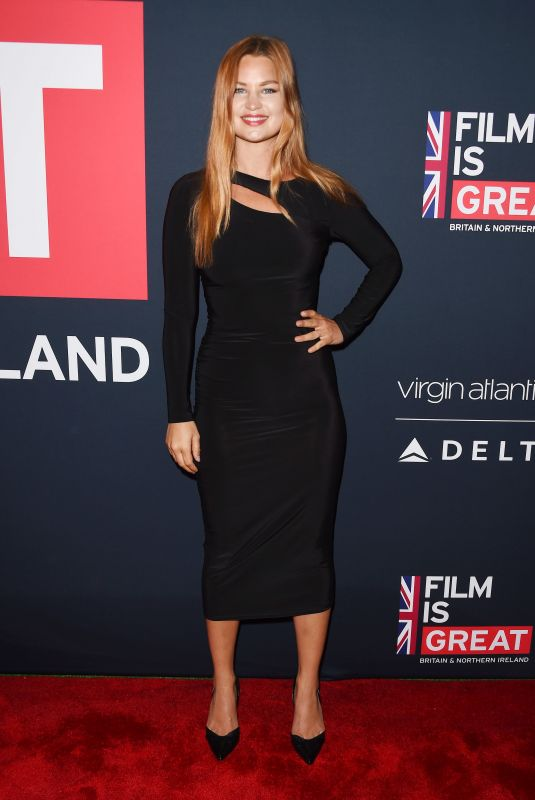 Jennifer Akerman At Great British Film Reception honoring the British nominees of The 90th Annual Academy Awards at The British Residence in Los Angeles
