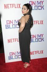Jessica Marie Garcia At Premiere of Netflix