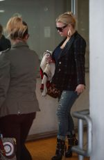 Jessica Simpson Leaves after a Dermatology appointment in Beverly Hills