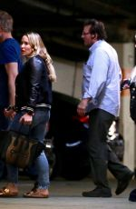 Jessica Simpson Shopping at Barneys New York in Beverly Hills