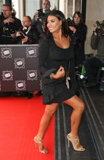 Jessica Wright At The TRIC Awards, Grosvenor House, London, UK