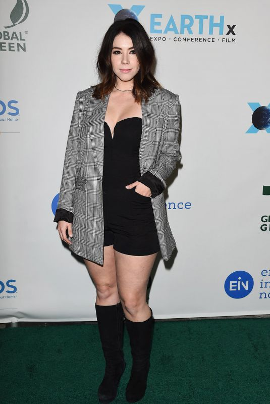 Jillian Rose Reed At The Academy Awards, Global Green Pre Oscars Party, Los Angeles