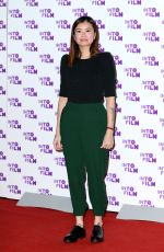 Katie Leung At Into Film Awards, London, UK