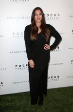 Katie Maloney At Focus Features