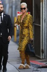 Katy Perry Is seen arriving for an appearance on