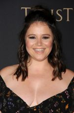Kether Donohue At FX All-Star Party, New York