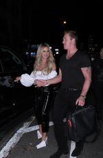 Kim Zolciak Biermann In New York