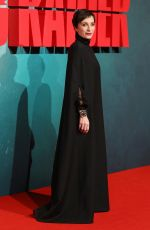 Kristin Scott Thomas At Tomb Raider European Premiere at the Vue West End, Leicester Square, London