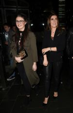 Kym Marsh At 20 Stories Restaurant Launch in Manchester
