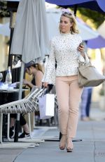 Laura Hamilton Seen out and about in LA following rumours of big TV-deal State-Side
