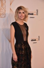 Laurence Arne At 43rd Cesar Film Awards Ceremony in Paris