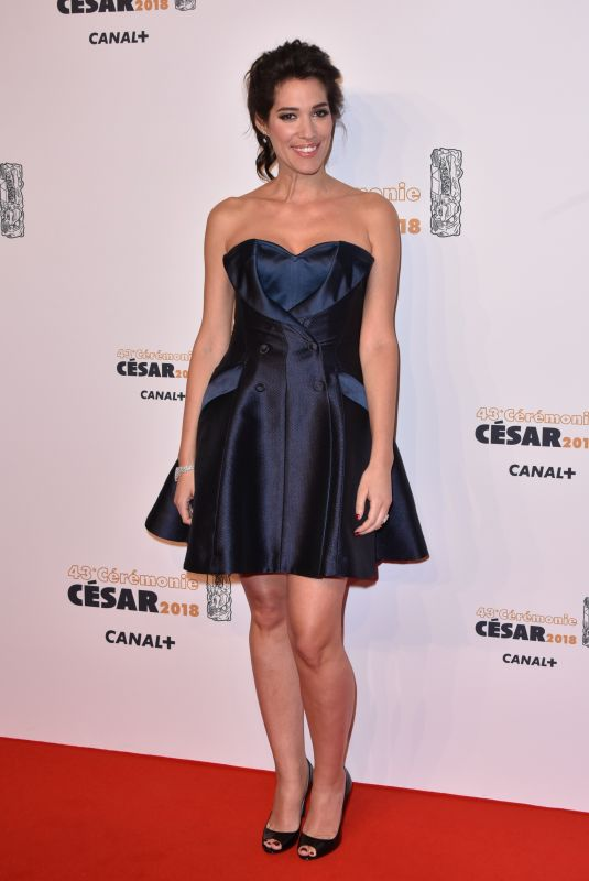 Laurie Cholewa At 43rd Cesar Film Awards Ceremony in Paris