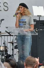 "Leona Lewis Attending the ""March For Our Lives"" in downtown Los Angeles"