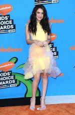 Lilimar At 31st Annual Nickelodeon Kids