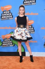 Lizzy Greene At 31st Annual Nickelodeon Kids