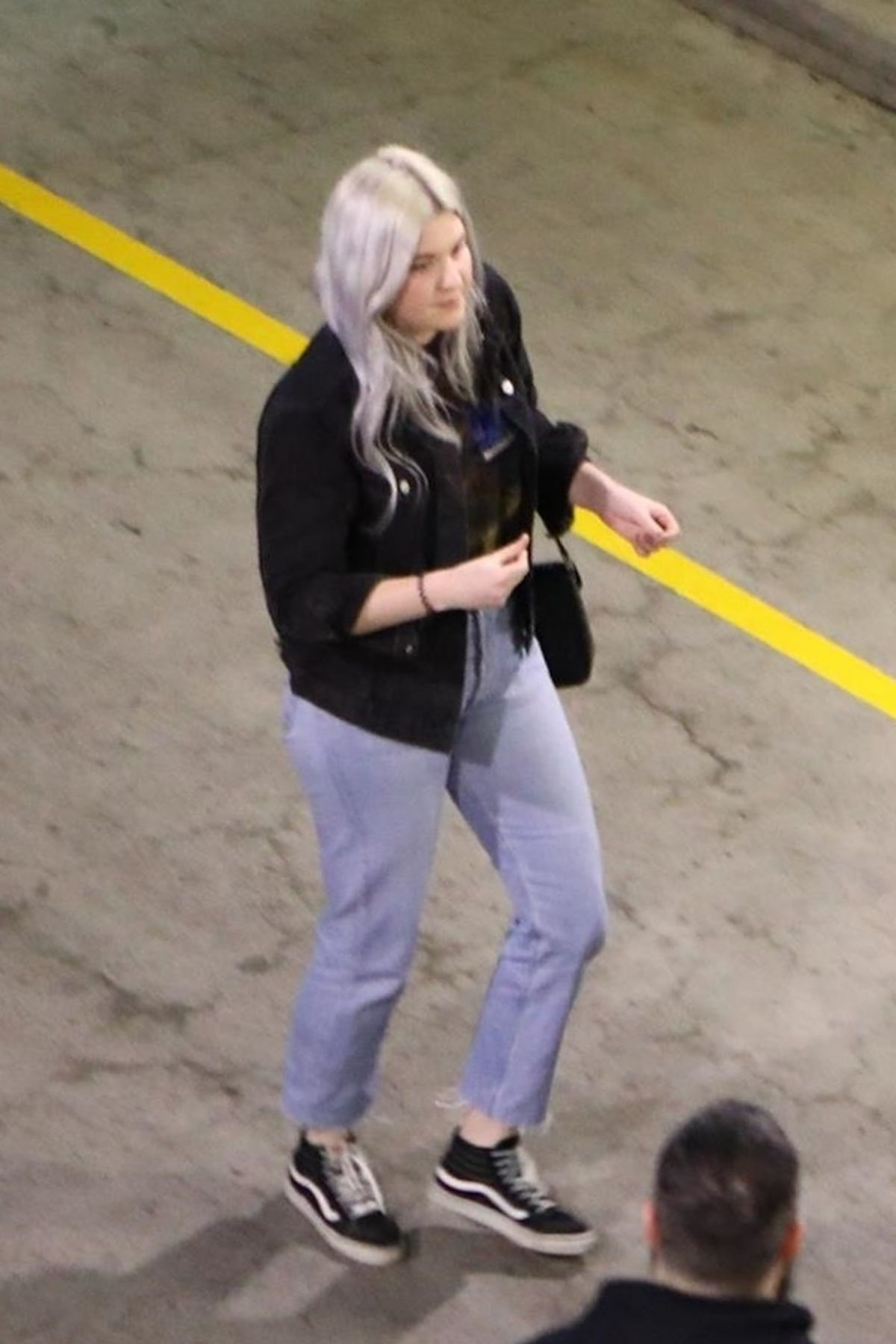 louis tomlinson�s sister lottie tomlinson arrives at the