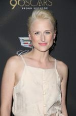 Mamie Gummer At Cadillac Oscar Celebration, Los Angeles