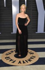 Mamie Gummer At Vanity Fair Oscar Party, Los Angeles