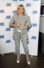 Michelle Collins At Chortle Comedy Awards in London