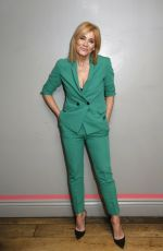 Michelle Collins Does a press launch for her new skin care system Pellum Vero at Hospital Club,Covent Garden, London