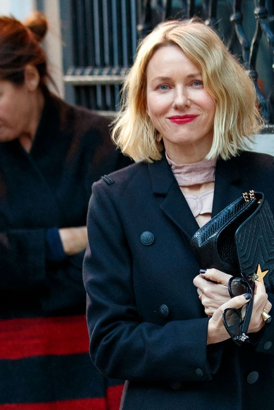 Naomi Watts Attends opening night of