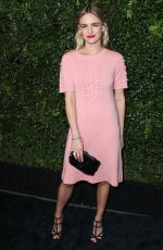 Nathalie Love At Chanel and Charles Finch Pre-Oscar dinner, Los Angeles
