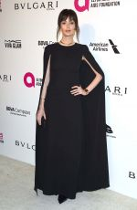 Nicole Trunfio At Elton John AIDS Foundation Academy Awards Viewing Party, Los Angeles