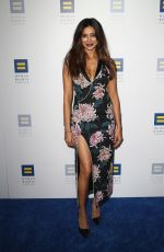 Noureen DeWulf At The Human Rights Campaign 2018 Los Angeles Gala Dinner