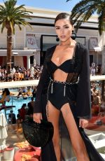 Olivia Culpo At Sports Illustrated Swimsuit New Issue Launch in Las Vegas