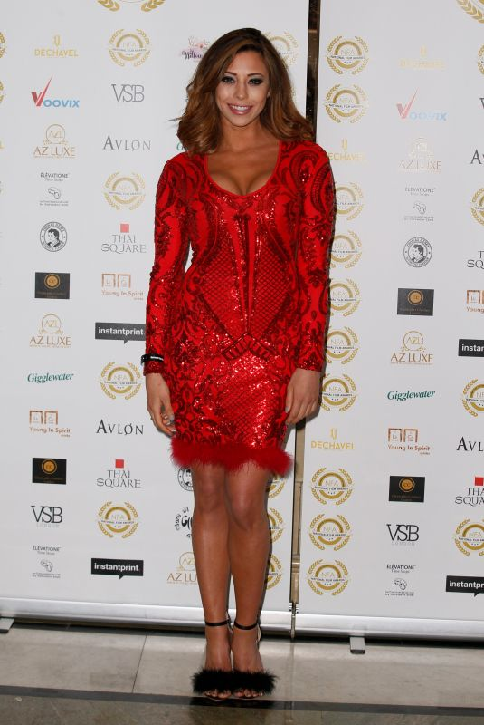 Pascal Craymer At National Film Awards in London