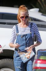 Patsy Palmer Is spotted out running errands in Malibu