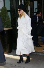 Reese Witherspoon Exits The Whitby Hotel in New York City