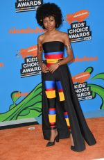 Riele Downs At Nickelodeon Kids