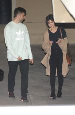Selena Gomez Leaves church in Beverly Hills