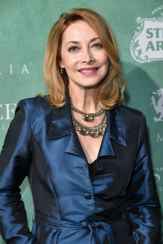 Sharon Lawrence At 11th Annual Women In Film Pre-Oscar Cocktail Party presented by Max Mara and BMW at Crustacean Beverly Hills in Beverly Hills