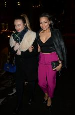 Tisha Merry At 20 Stories Restaurant Launch in Manchester