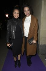 Tisha Merry At the Evelyn House of Hair and Beauty VIP night party - Manchester