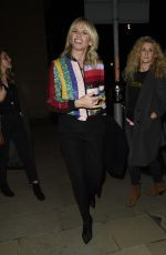 Zoe Ball At Media City in Manchester