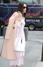 Abigail Spencer Visits The Today Show in NYC