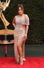 Adrienne Bailon At 45th Annual Daytime Emmy Awards, Los Angeles