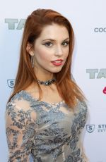 Ainsley Ross At Premiere of