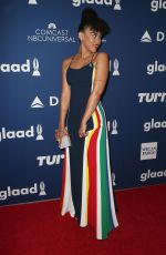 Alexandra Shipp At 29th Annual GLAAD Media Awards Rising Stars Luncheon in Beverly Hills